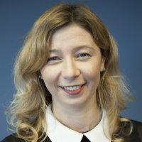 Portrait of Professor Caroline Wiertz