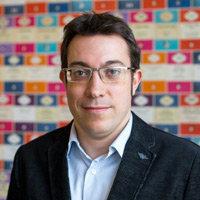 Portrait of Dr Andres Hervas-Drane