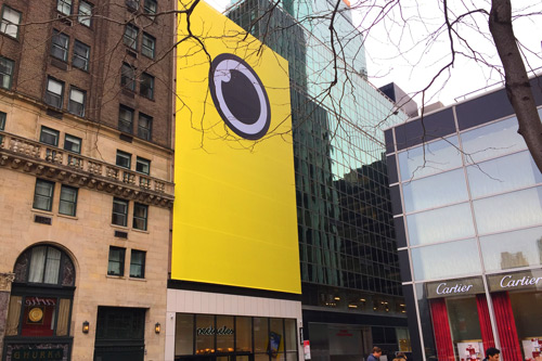 Snap Inc headquarters in New York City