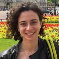Portrait of Chiara De Amicis