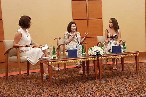 Global Women's Leadership event in Dubai