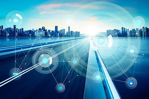 A modern smart city