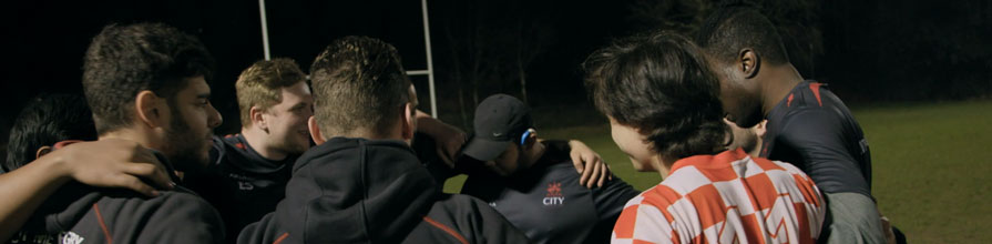 Ed Armitage City Men's Rugby Team Mental Health