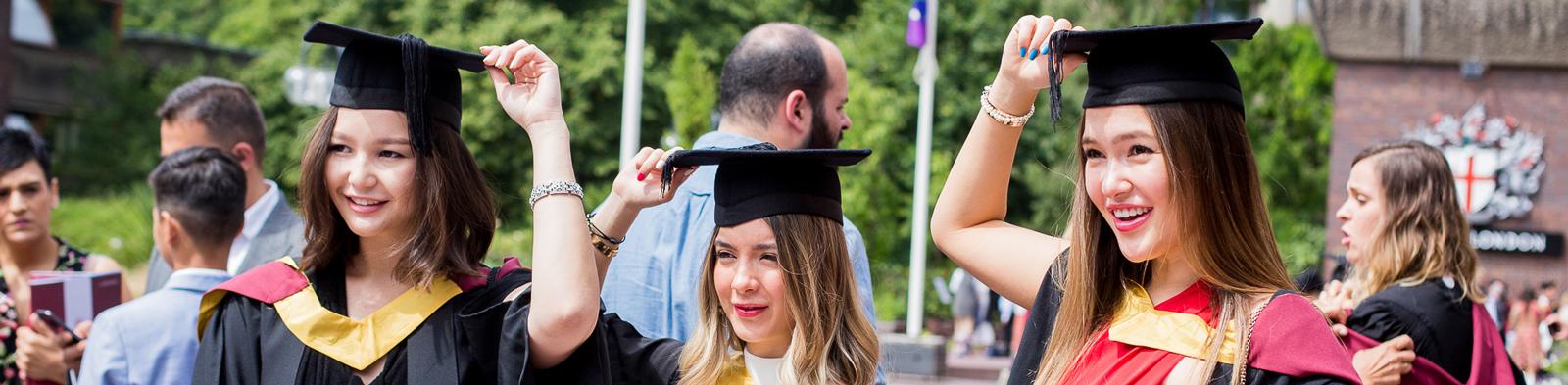 City graduation July 2019
