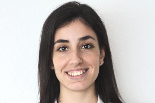 MSc student Nicole Brandetti