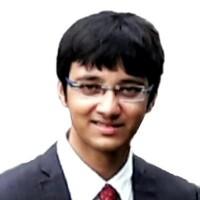 Portrait of Debjyoti Chakravorty