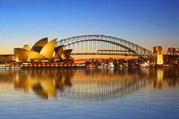 Sydney opera house. Cass Dean, University of Sydney keynote