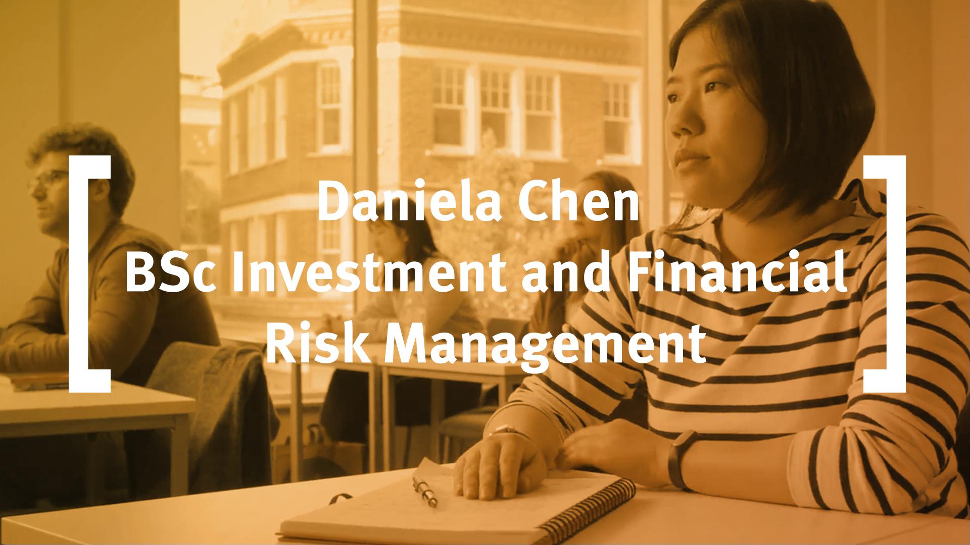 Daniella Chen