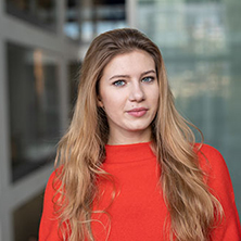 BSc Business Management Student Aleksandra Zolkowska