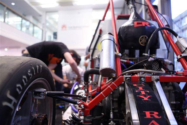 City Racing Car