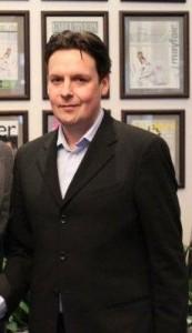 Cass alumnus Graham Evans