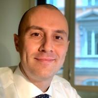 Portrait of Dr Stefano Di Colli