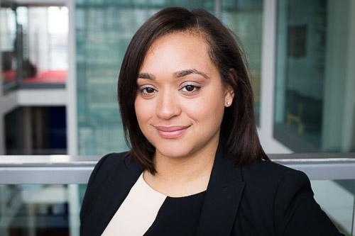Kyla Njoku is press officer for Cass Business School