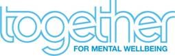 Together Logo 'for mental wellbeing