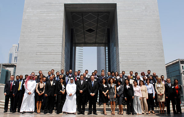 Dubai MBA intake 2011