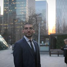 BSc Accounting & Finance student Ahmad Abou Merhi